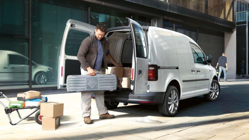 Volkswagen Caddy Skåp hantverkare