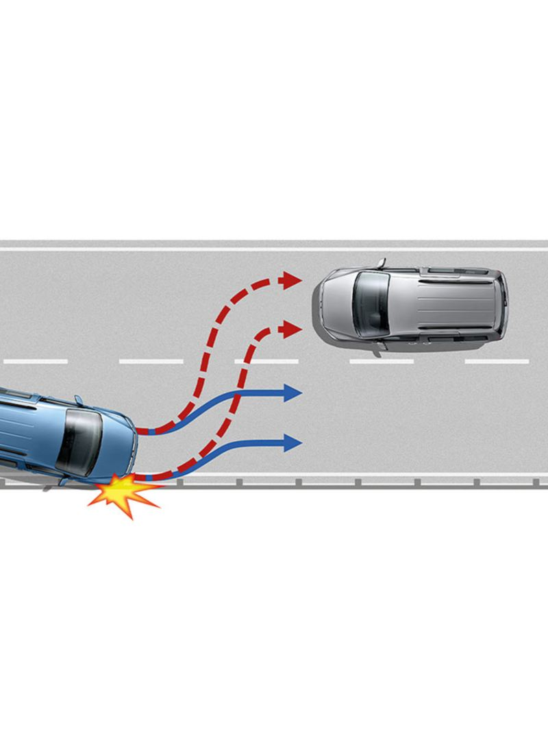 vw-caddy-automatic-post-collision-braking-system