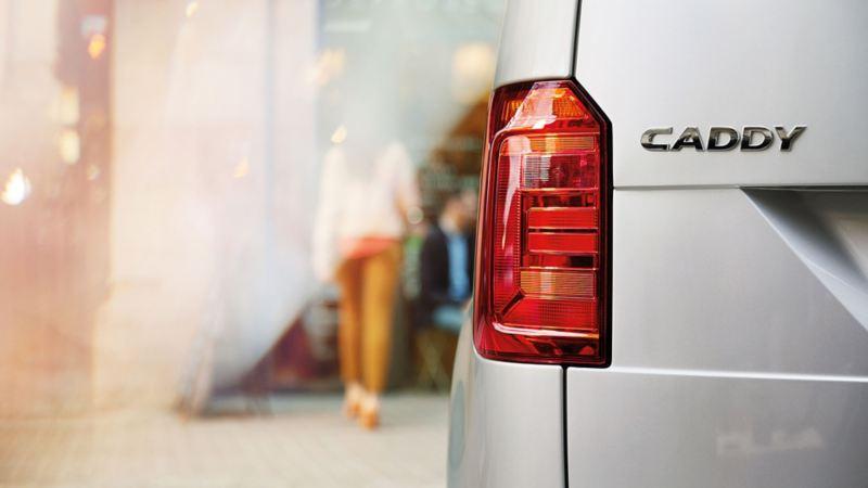 vw Volkswagen caddy liten kompakt varebil bremselys unormal slitasje leasingbil leasing overdragelse leasingkontrakt finansiering