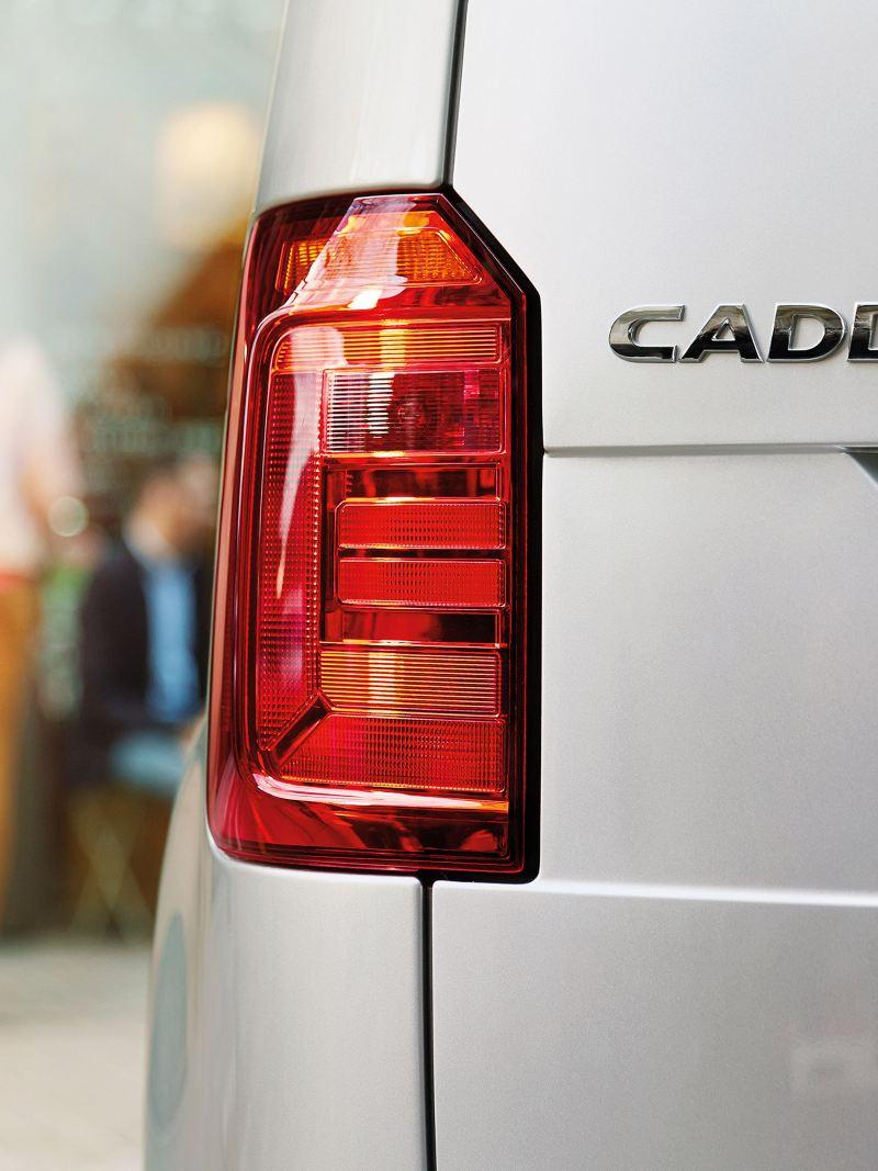vw Volkswagen Caddy varebil bremselys