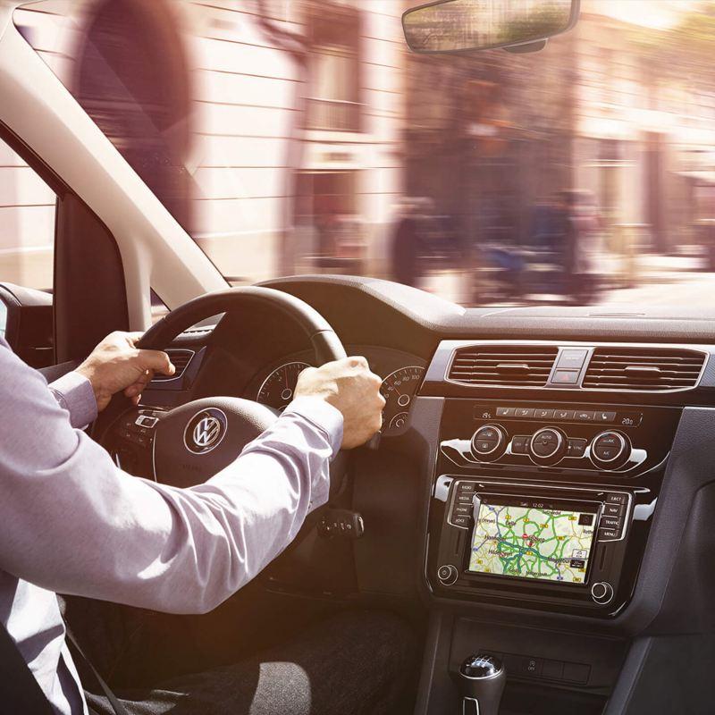 Rijdersinformatie voor Volkswagen Bedrijfswagen bezitters