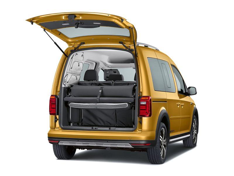 Volkswagen Caddy Beach campingbil