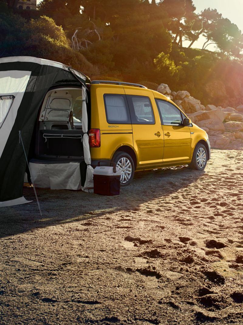 Caddy Beach Volkswagen