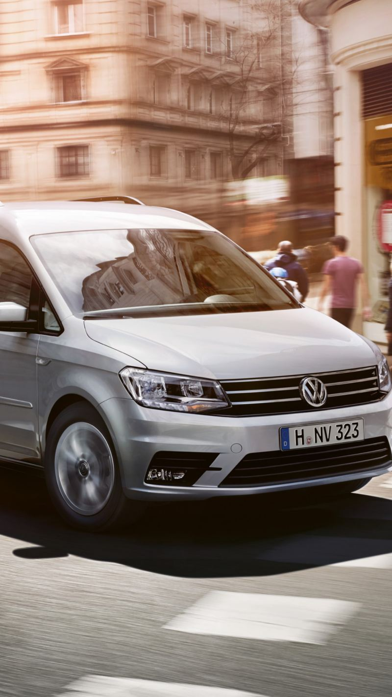Volkswagen Caddy Personbil 7-sits familjebil