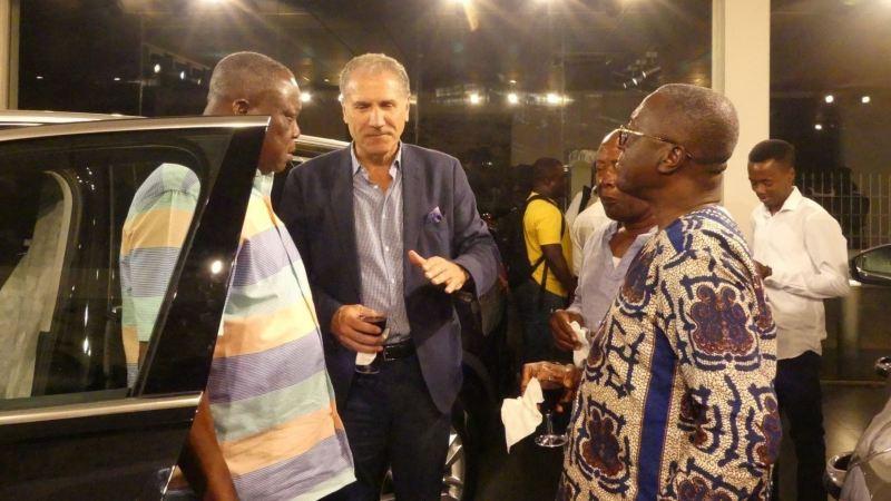 CEO of volkswagen Ghana