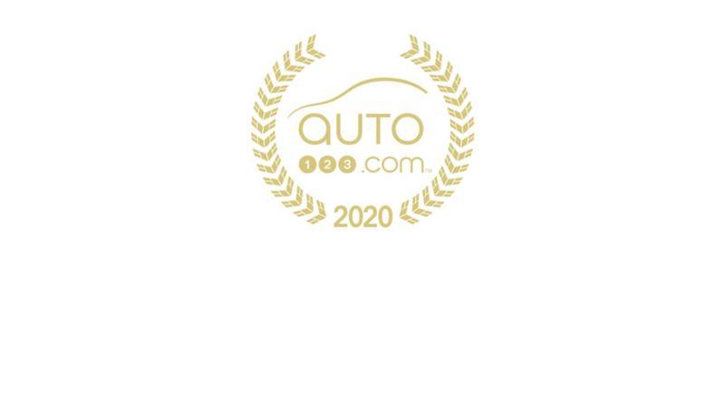 Auto 123.com award