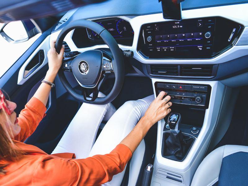 Climatronic en Nuevo T-Cross de Volkswagen
