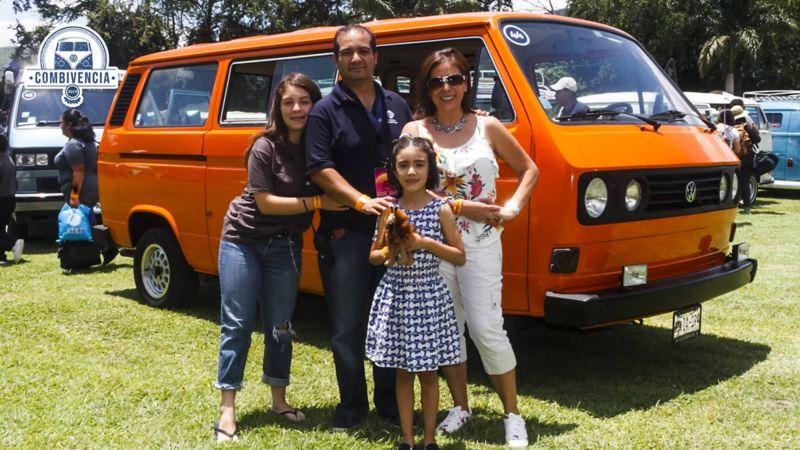 Volkswagen Combi, el vehículo familiar por excelencia