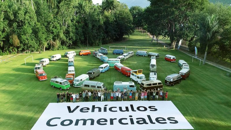 Club Harman VW Vintage Combivencia 2019