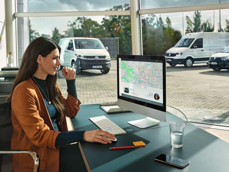Financiación Volkswagen vehículos comerciales