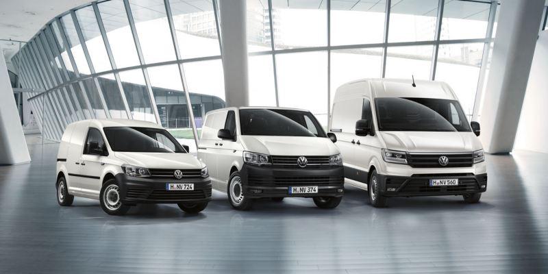 Volkswagen Comerciales grandes flotas