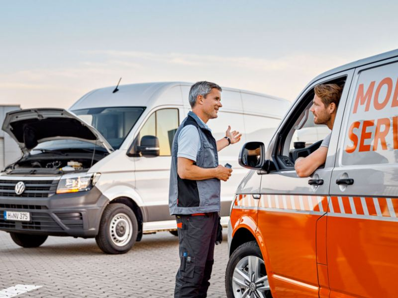 Volkswagen Comerciales posventa empresas