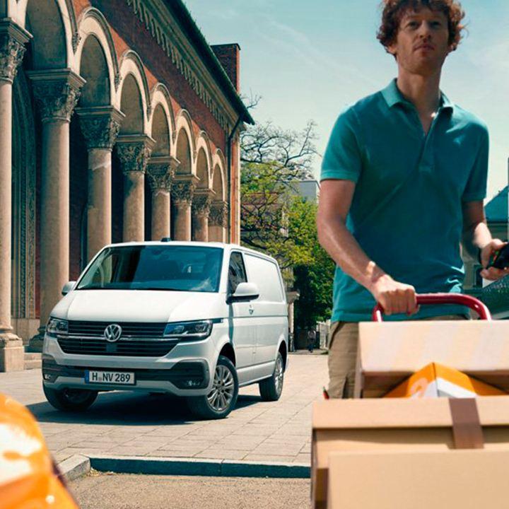 Volkswagen Comerciales pymes y autónomos