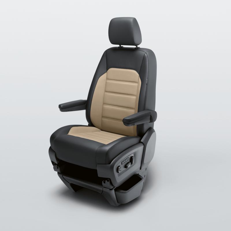 volkswagen multivan 6.1 diseño asientos