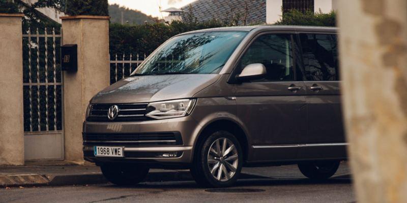 volkswagen caravelle diseño exterior
