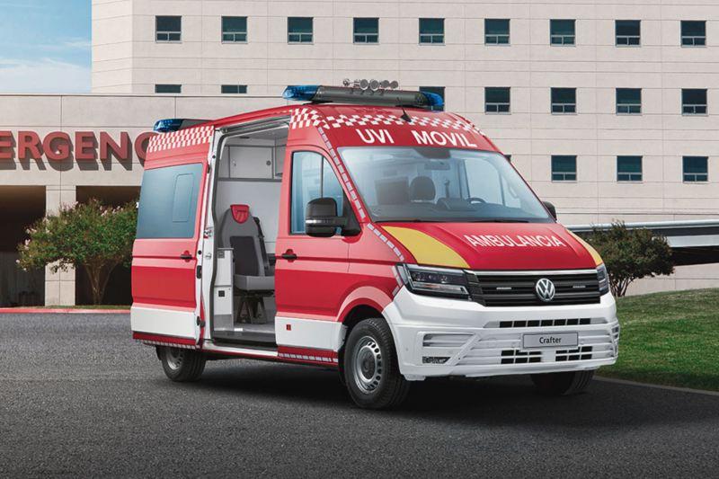 volkswagen vehiculos sanitarios