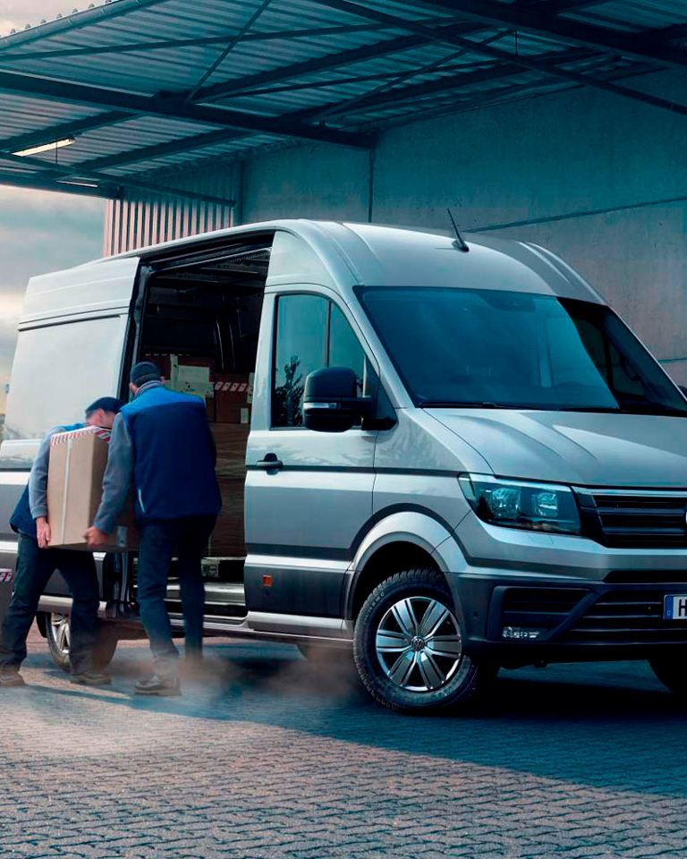 Volkswagen 4Business Crafter