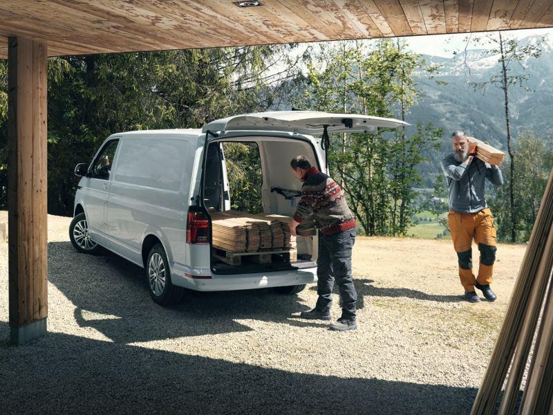 Volkswagen 4Business Transporter 6.1