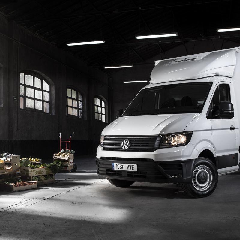 Volkswagen Comerciales Crafter Fresh