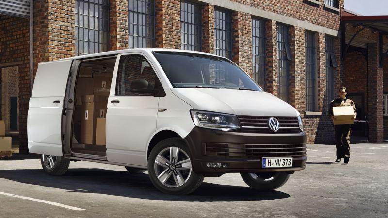 compra flexible de furgon volkswagen
