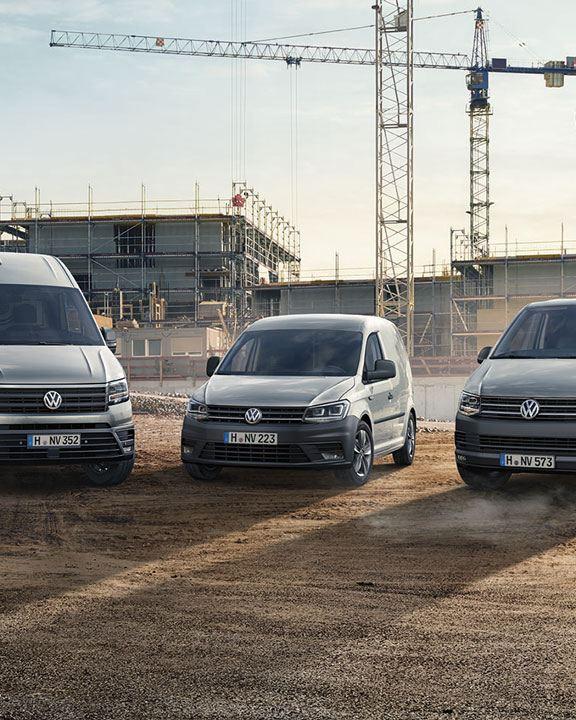 oferta de vehiculos comerciales volkswagen