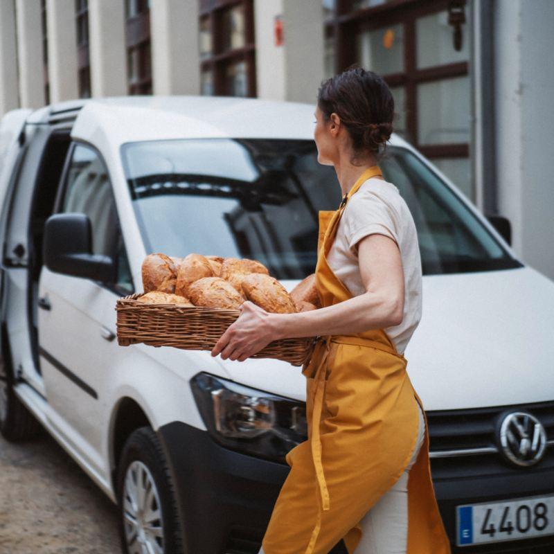 volkswagen comerciales en buenas manos