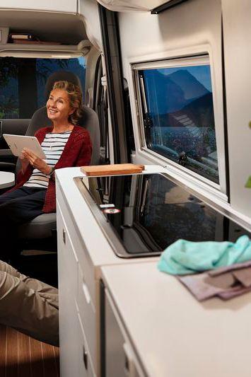 Volkswagen comerciales Grand California Confort