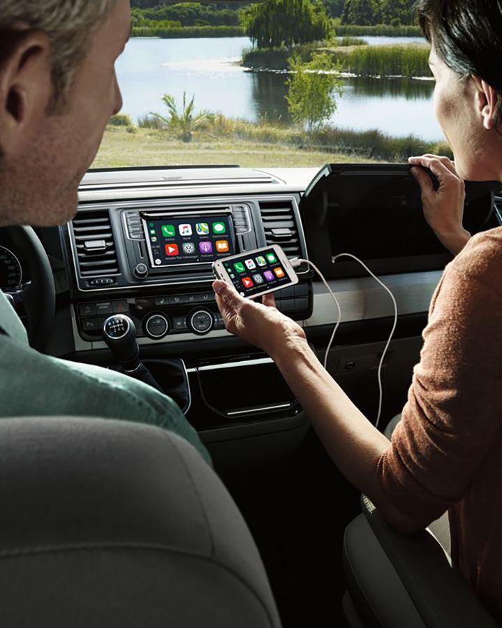 app connect volkswagen comerciales
