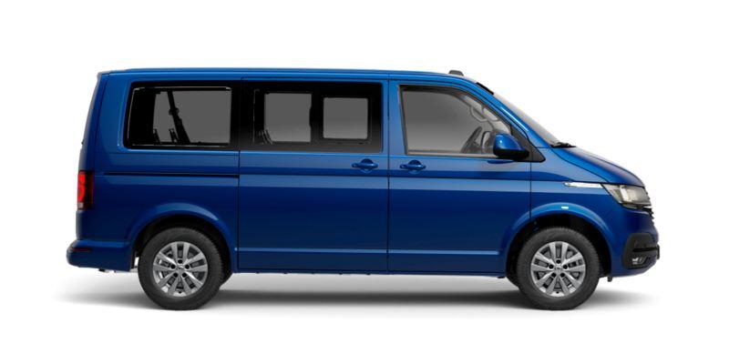 Volkswagen Caravelle 6.1 visto de costado