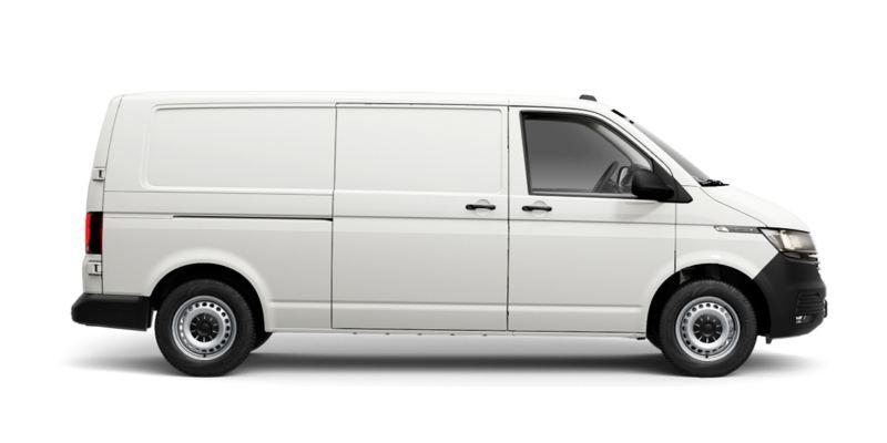Transporter Maxi Furgón visto de costado