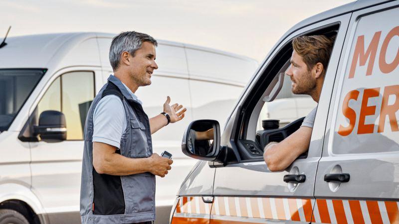 volkswagen comerciales movilidad