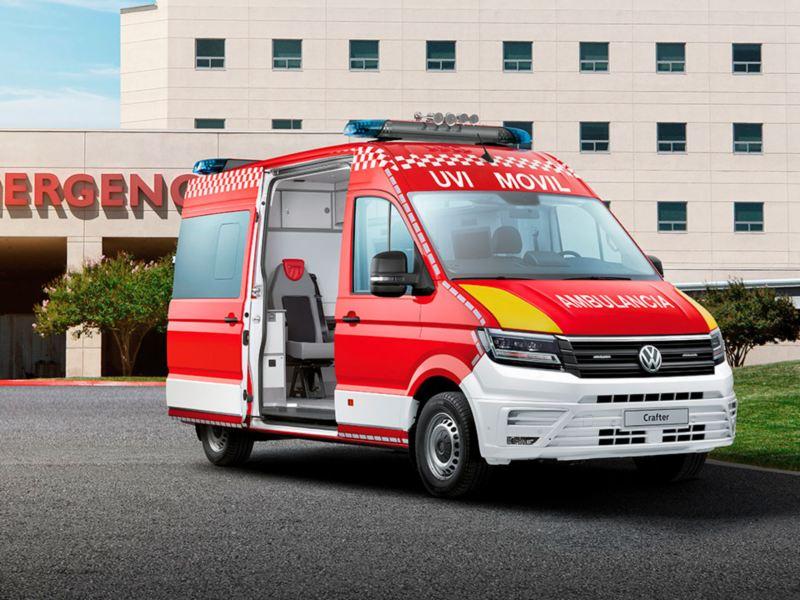 carrozados volkswagen vehiculo sanitario