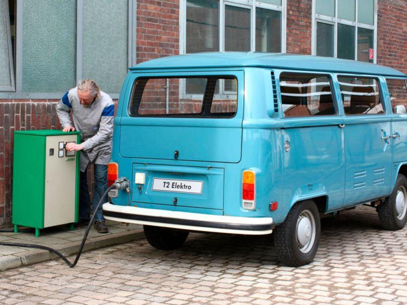 volkswagen historia coche electrico