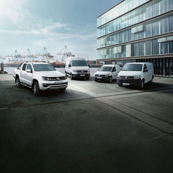 volkswagen comerciales modelos