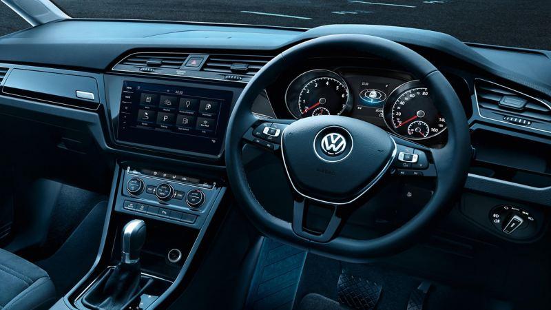 Multifunctional Steering Wheel