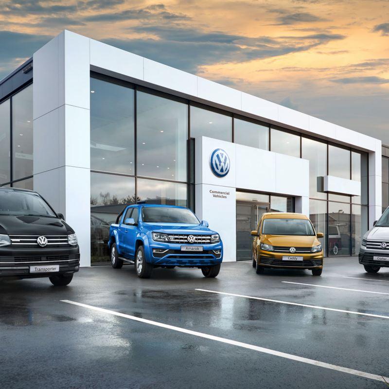 Volkswagen Commercial Vehicle Fleet Solutions