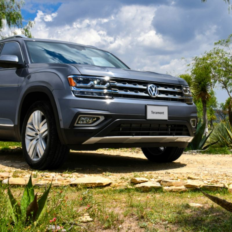 Descubre el financiamiento VW y ofertas para comprar un SUV familiar Teramont