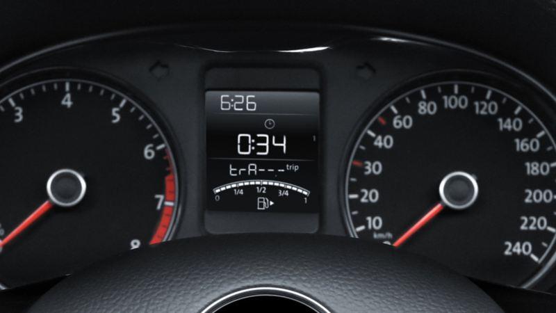 Computadora de viaje de nuevo Polo 2020 de Volkswagen