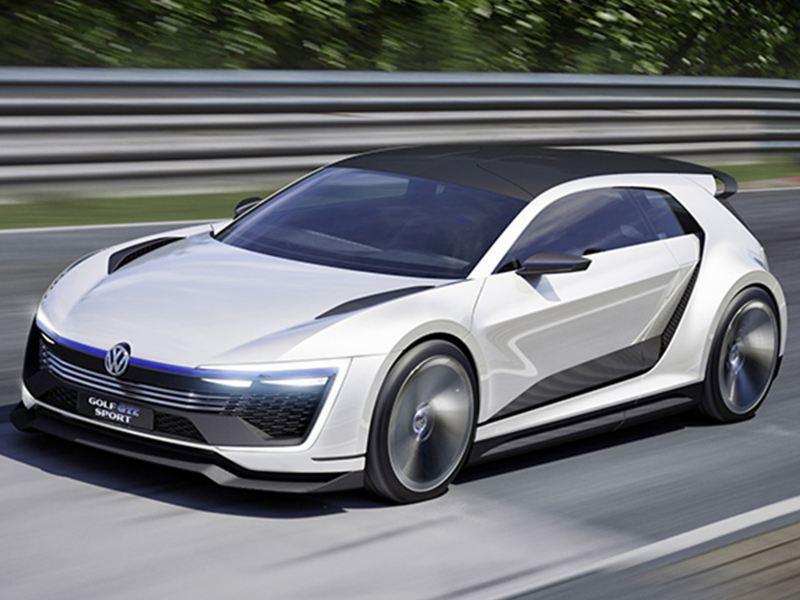 Vw Golf Gte Sport Volkswagen Uk