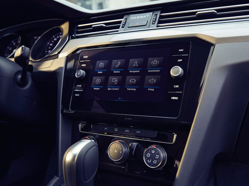in car entertainment system
