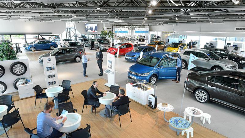 Volkswagen Contact Center