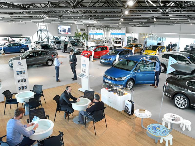 Volkswagen Contact Center