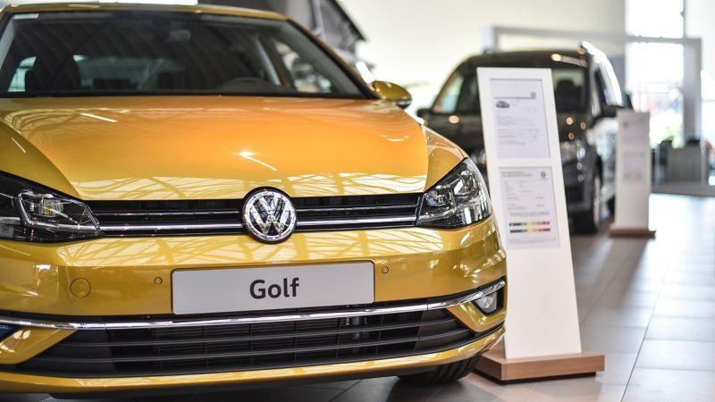trouver la Volkswagen de vos rêves