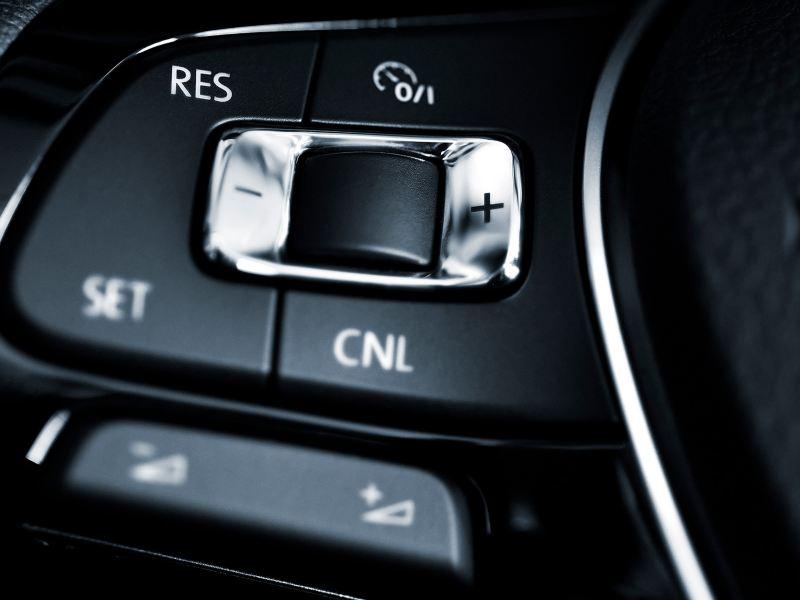Control de velocidad crucero de Nuevo Virtus de Volkswagen