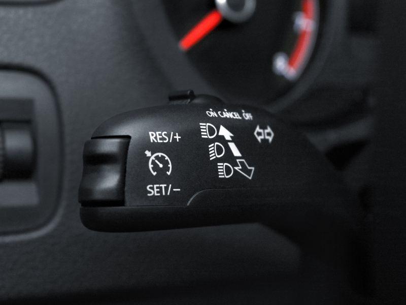 Control de velocidad crucero de nuevo Polo 2020 de Volkswagen