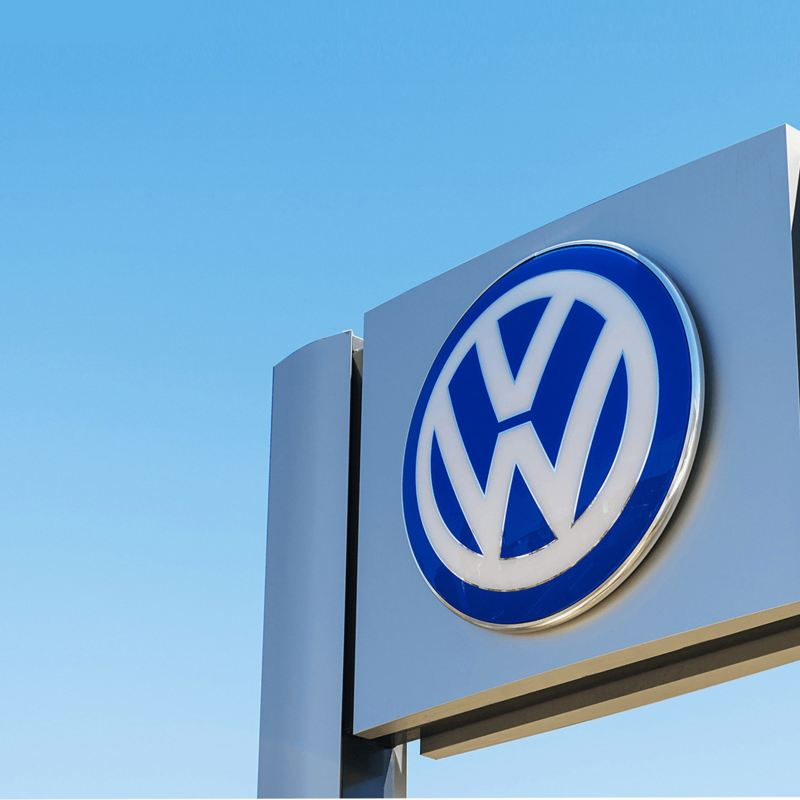 volkswagen corporate information