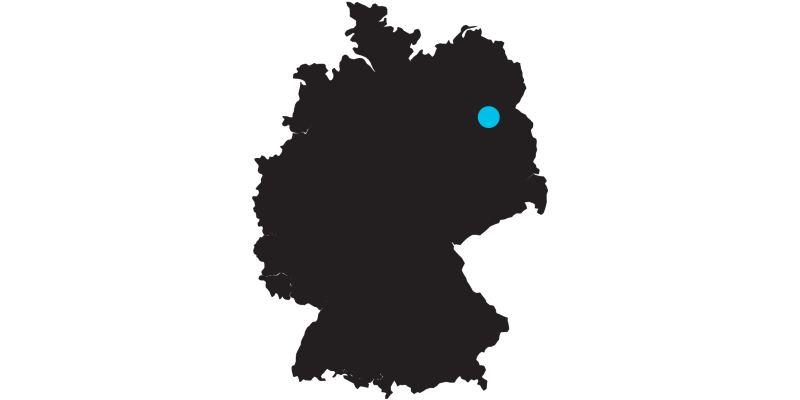 Cartina geografica di Berlino