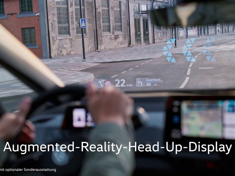 ID.3 AR Head-up-Display