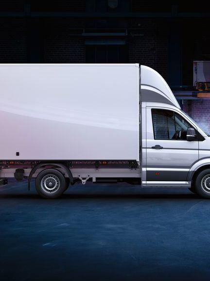 vw Volkswagen Crafter minibuss minivan maxitaxi påbygg hotell persontransport