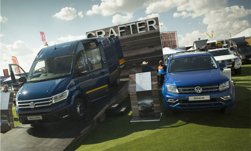 Crafter Amarok Nampo